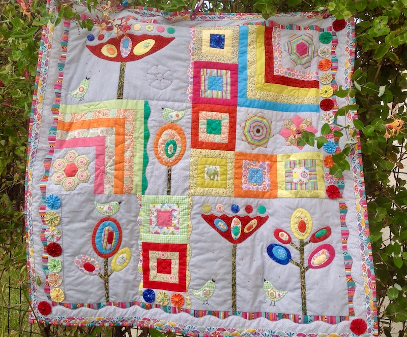 quilt mystere laurence 1